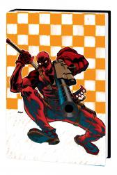 Deadpool: Space Oddity (Hardcover)