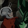 Screenshot of Ant-Man and Whirlwind from The Avengers: Earth's Mightiest Heroes!