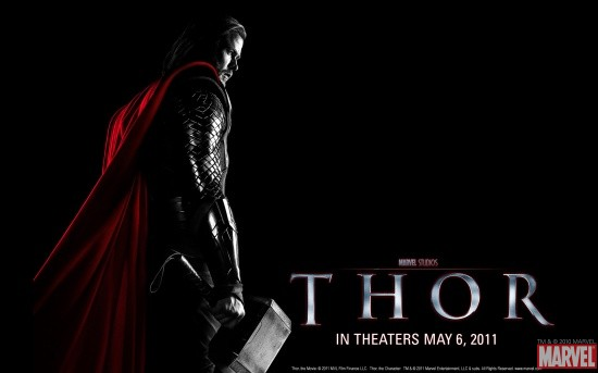 Thor Movie Wallpaper #12