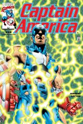 Captain America #38 