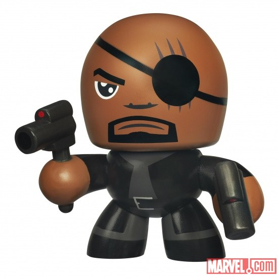 Marvel Mini Mugg Nick Fury