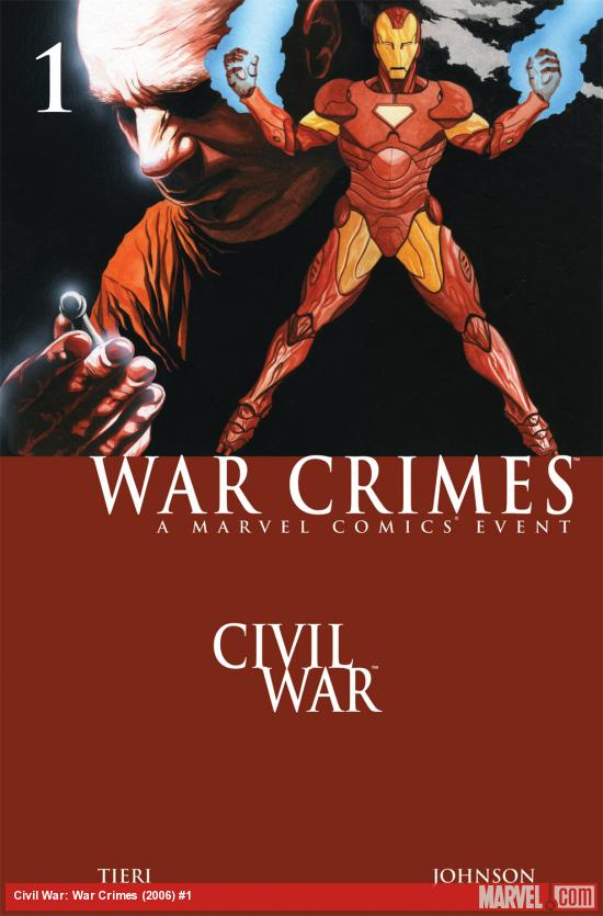 Civil War: War Crimes (2006) #1