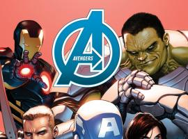 cover from Avengers (2012) #1 (MCNIVEN VARIANT)