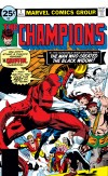 CHAMPIONS #7 COVER