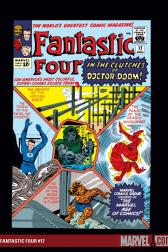 Fantastic Four #17 