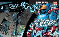 Amazing Spider-Man (1999) #597, 2nd Printing Variant