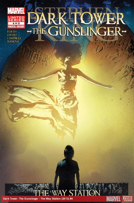 Dark Tower: The Gunslinger - The Way Station (2013) #4