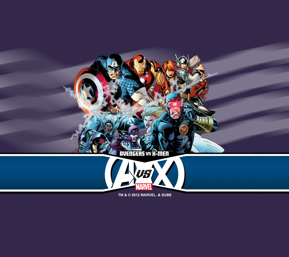 Avengers Vs. X-​Men: Versus (2011) #1 Android 960x854 Wallpaper
