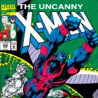 Uncanny X-Men (1963) #286 Cover