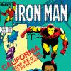 Iron Man (1968) #184 Cover