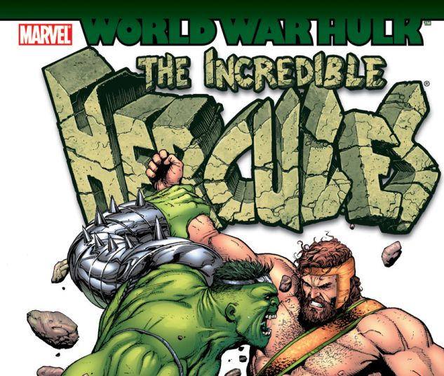 Hulk: Wwh - Incredible Herc (2008) TPB