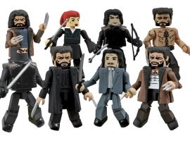The Wolverine Minimates by Diamond Select Toys