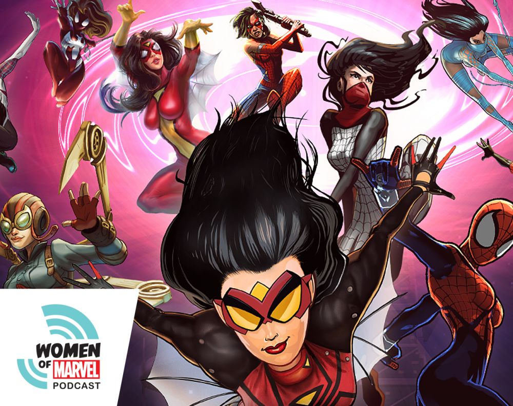 The Women of Marvel Podcast