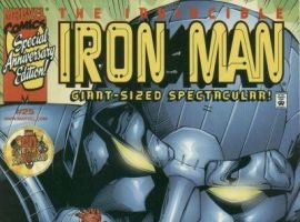 Image Featuring Ultimo, Iron Man