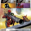 Deadpool Corps #11 preview art by Marat Mychaels