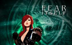 Fear Files: The Black Widow
