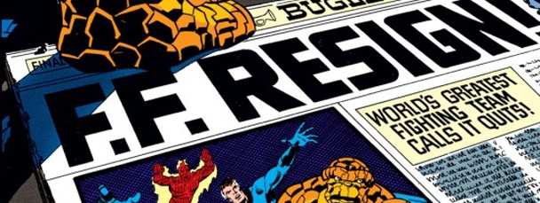 History of the Fantastic Four Part Two