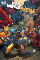 Marvel Universe Vs. Wolverine #1 
