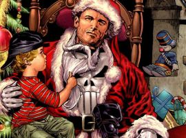 Marvel Holiday Grab Bag 2015: The Punisher