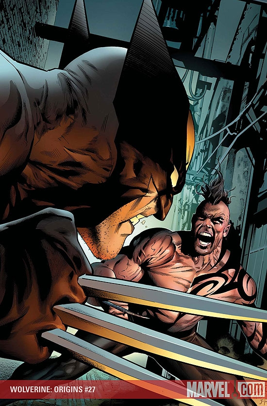 WOLVERINE: ORIGINS #27
