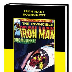 IRON MAN VS. DOCTOR DOOM: DOOMQUEST PREMIERE HC  #0