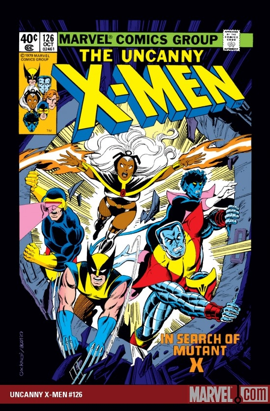 Uncanny X-Men (1963) #126