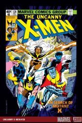 Uncanny X-Men #126 