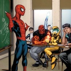Spidey Subs at Avengers Academy