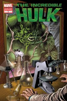 Incredible Hulk #2  (Mc 50th Anniversary Variant)