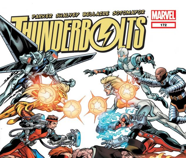Thunderbolts (2006) #172