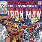 Iron Man #114 cover