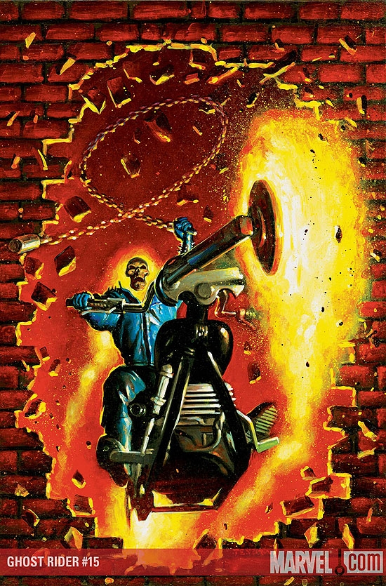 GHOST RIDER #15