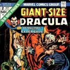 GIANT-SIZE DRACULA #2 cover