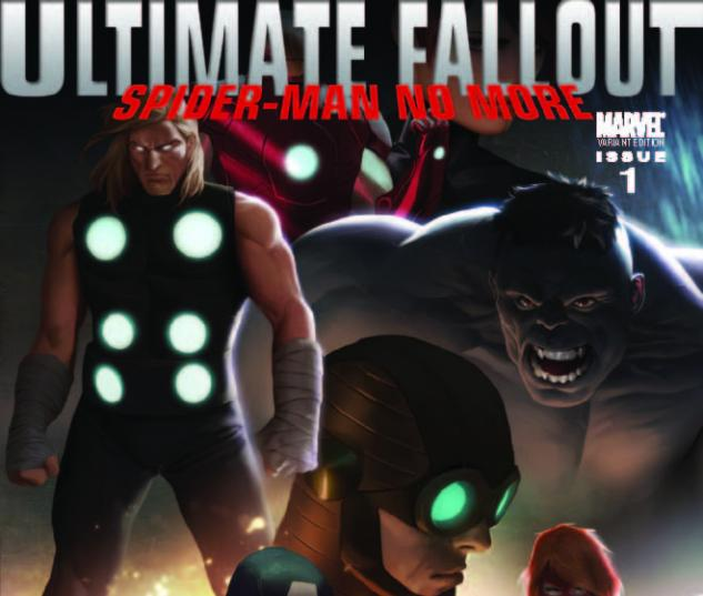 Ultimate Comics Fallout (2011) #1, Djurdjevic Variant