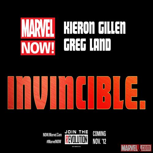detail Kieron Gillen and Greg Land go Invincible