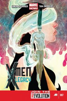 X-Men Legacy (2012) #7
