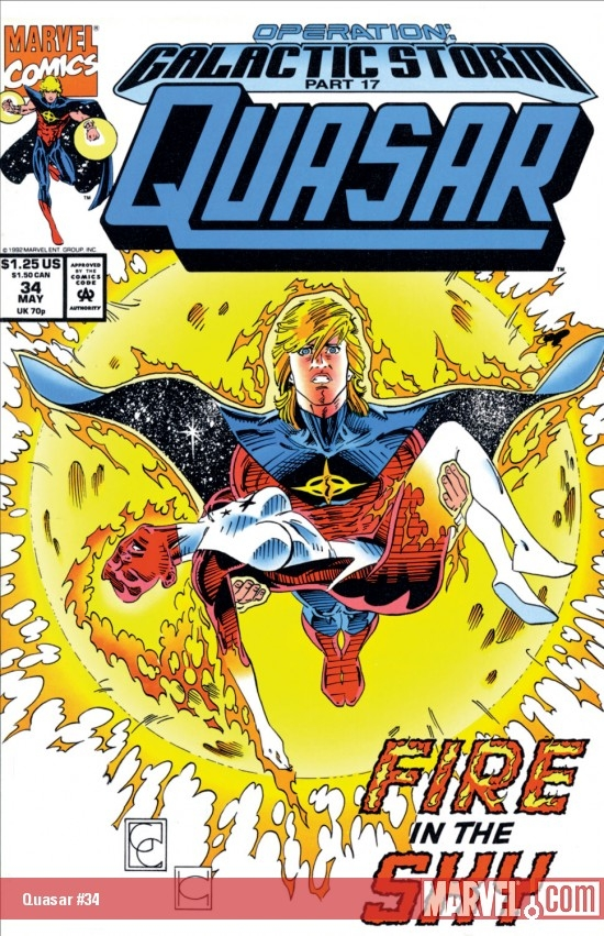 Quasar #34
