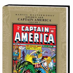 MARVEL MASTERWORKS: GOLDEN AGE CAPTAIN AMERICA VOL. 2 #0