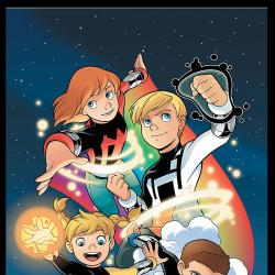Power Pack: Day One (2008)