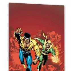 ESSENTIAL POWER MAN AND IRON FIST VOL. 1 #0