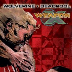 WOLVERINE/DEADPOOL: WEAPON X TPB COVER