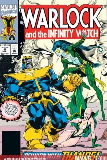 Warlock and the Infinity Watch (1992) #8