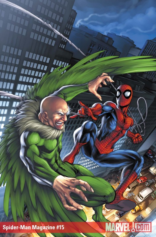 Spider-Man Magazine (2008) #15