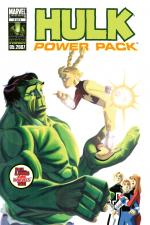 Hulk and Power Pack