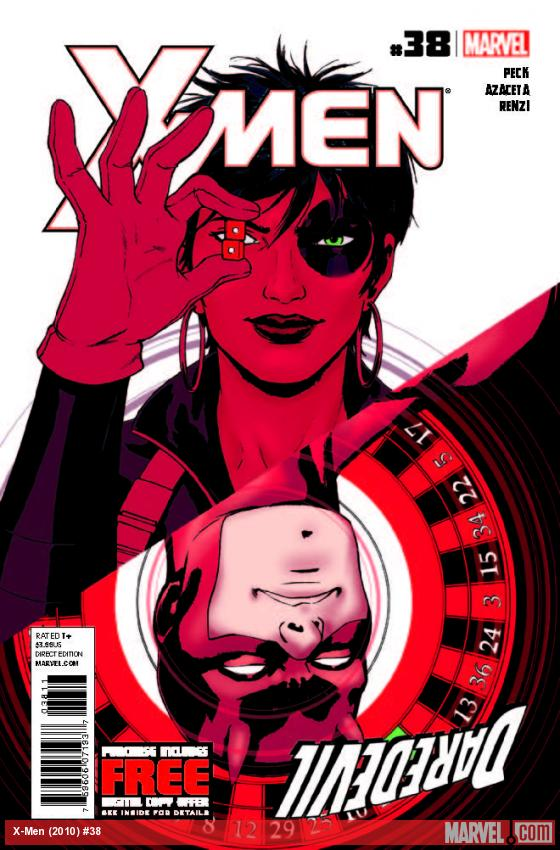 X-MEN 38 (WITH DIGITAL CODE)