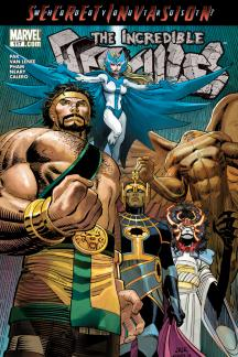 Incredible Hercules (2008) #117