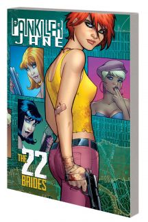 Painkiller Jane: The 22 Brides (Trade Paperback)