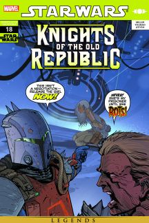 Star Wars: Knights Of The Old Republic #18