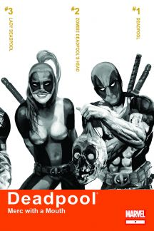 Deadpool: Merc with a Mouth #7