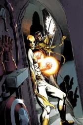 Power Man and Iron Fist #3